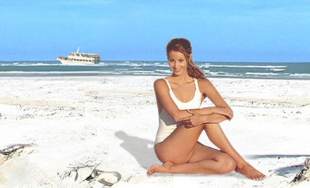 Two Spray-Tanning Sessions ($60 value) - A Total Tan Today in Wheaton