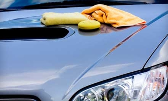 Fast Eddie's - Bucktown: $40 for Five Hand Car Washes (Up to $80 Value) or $45 for Five Hand SUV Washes (Up to $90 Value) at Fast Eddie's