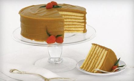 Carolines Cakes - Caroline's Cakes in Annapolis