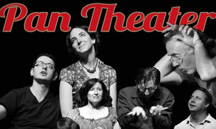 Pan Theater - Downtown: $10 for Two Tickets to Improv Comedy Show at Pan Theater ($24 Value)