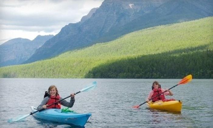 Moose Jaw River & Adventure Tours - Moose Jaw: $20 for Two-Hour Guided Kayak Tour of Moose Jaw River from Moose Jaw River & Adventure Tours