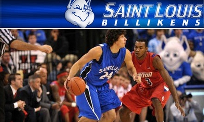 Saint Louis University Basketball - Midtown: $10 for a General Reserved Ticket to Any Regular Season Saint Louis University Basketball Home Game