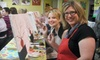 Paint Along - Brentwood: $15 for a Three-Hour Painting Workshop at Paint Along in Brentwood ($30 Value)