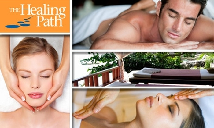 The Healing Path - Pikesville: $48 for an Aromatherapy Massage With Reflexology at The Healing Path ($100 Value)