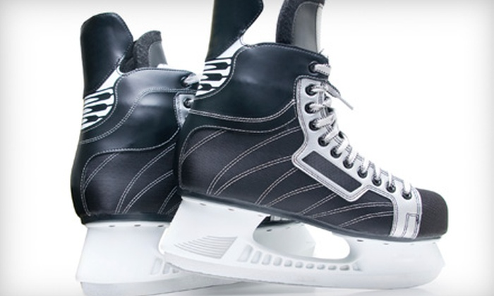 Micro Ice Training Center - North Andover: Two or Four Learn to Skate Lessons at Micro Ice Training Center in North Andover (Up to 55% Off)