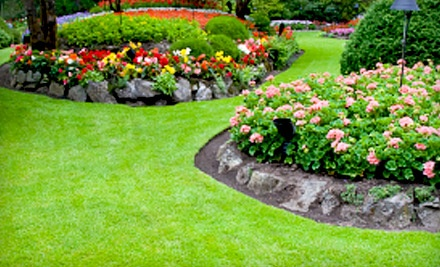 $50 Groupon to Moonlight Lawn & Landscape - Moonlight Lawn & Landscape in