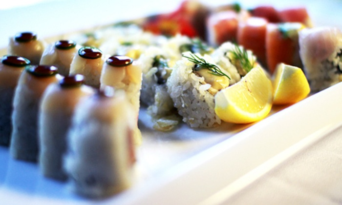 Ki Sushi - South Beach: Sushi and Japanese Fare at Ki Sushi (Half Off). Two Options Available.