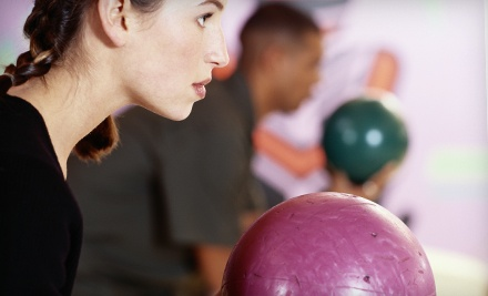 Hiline Lanes: 3 Games and Shoe Rental for 2 - Hiline Lanes in Burien