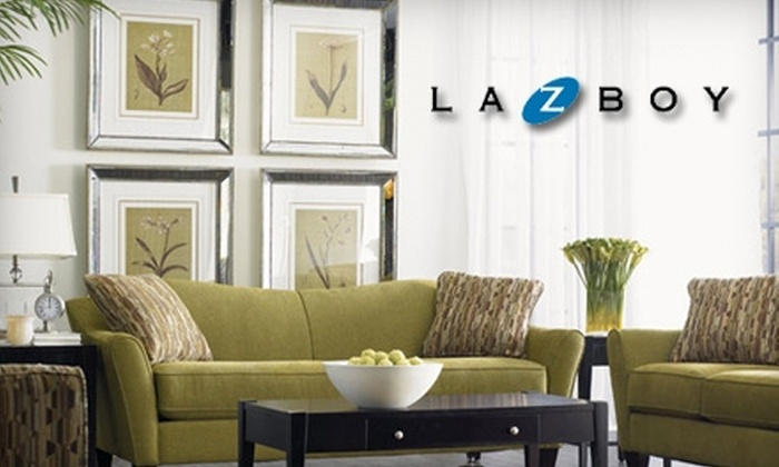 63 Off La Z Boy Furniture La Z Boy Groupon