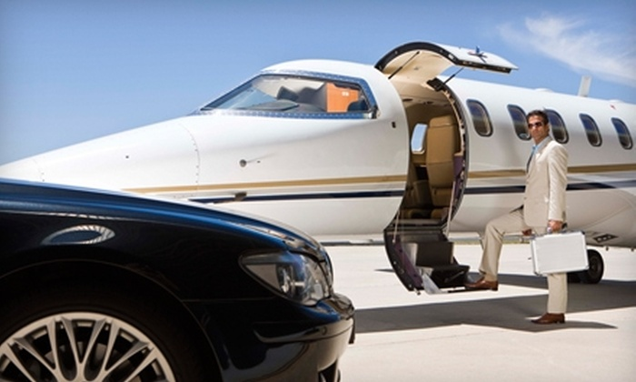 ASAP Limousine Group - Multiple Locations: $45 for a Sedan Ride to O'Hare Airport from ASAP Limousine Group