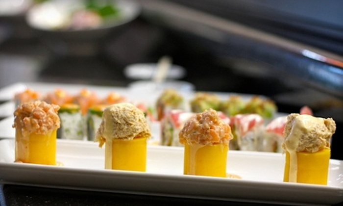 SuViche - Brickell: $15 for $30 Worth of Japanese and Peruvian Fusion Fare and Drinks at SuViche