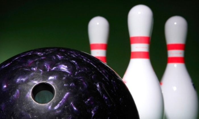 Sunset Lanes - Beaverton: $9 for Two Games of Bowling for One Person, Plus One Shoe Rental and a $6 Arcade Card at Sunset Lanes in Beaverton