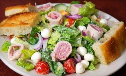 $8 Groupon to Gizzi's - Gizzi's Cafe in New York