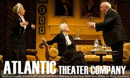 Atlantic Theater Company: The New York Idea - Atlantic Theater Company in New York