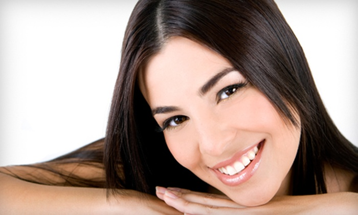 Partenza Salon & Spa - Marianna: Facial or Haircut and Color at Partenza Salon & Spa in Marianna