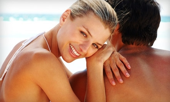 Aqua Bliss - Modesto: $20 for a Luxury Spray Tan at Aqua Bliss