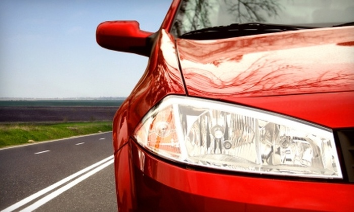 Ron Haus Auto Group - Canfield: $16 for an Oil Change and Car Wash at Ron Haus Auto Group in Canfield ($34.95 Value)