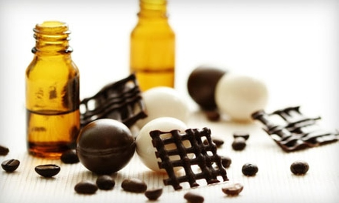 The Chocolate Day Spa - Costa Mesa: Spa Services at The Chocolate Day Spa in Costa Mesa. Three Options Available.