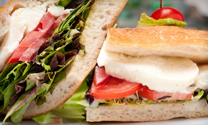 Brosenbrus Cafe - Tempe: $5 for $10 Worth of Signature Sandwiches, Salads, and Coffee at Brosenbrus Cafe in Tempe