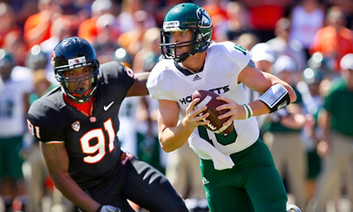 Sacramento State Hornets - Central Sacramento: One Ticket to See a Sacramento State Football Game at Hornet Stadium. Four Games Available.