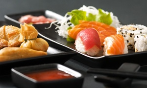 House of Tokyo: $22 for $40 Worth of Sushi and Japanese Dinner Cuisine for Two or More at House of Tokyo