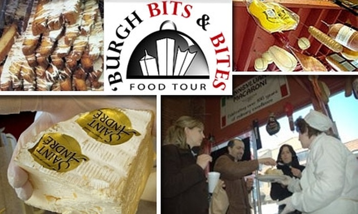 'Burgh Bits & Bites - Strip District: $20 Food Tour of the Strip District From 'Burgh Bits & Bites