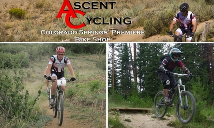 Ascent Cycling - East Colorado Springs: $25 for a Professional Bike Tune-Up at Ascent Cycling