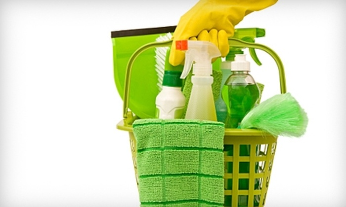 Highland Park Housekeeping - University Park: $99 for Three Hours of House Cleaning from Highland Park Housekeeping ($207 Value)