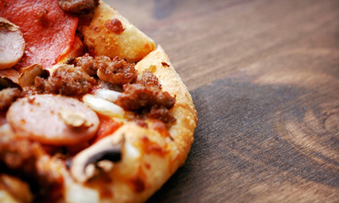 So Italian! - Brownsburg: Pizza and Drinks for Two or Four at So Italian! in Brownsburg (Up to 55% Off)