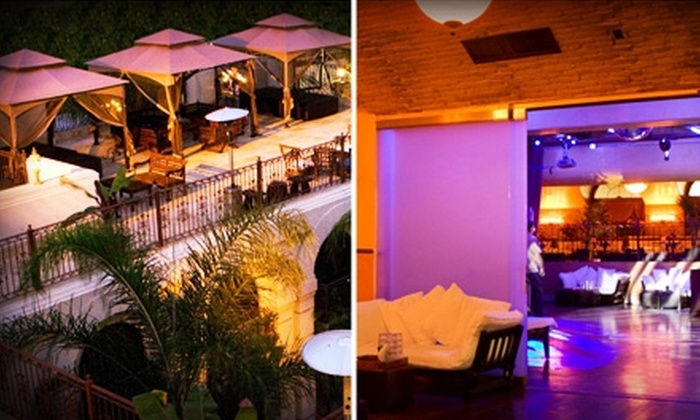 Marbella - Hollywood: $14 Tickets to Pre-Halloween Party at Marbella ($28 Value)
