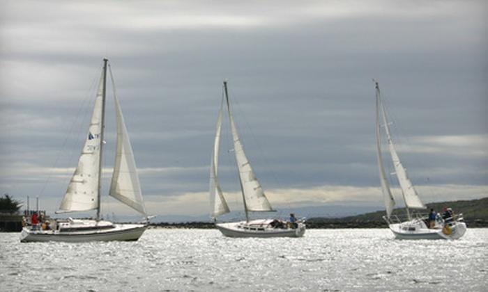 Tradewinds Sailing School & Club - Marina Bay: $395 for a Basic Coastal Sailing Course and ASA Certification at Tradewinds Sailing School & Club in Richmond ($795 Value)