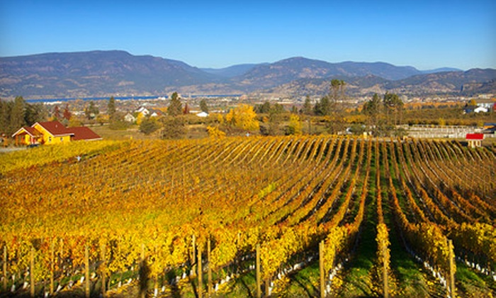 SpierHead Winery - Southeast Kelowna: $18 for One Bottle of Wine and a Wine-Tasting Outing for Four at SpierHead Winery (Up to $37 Value)