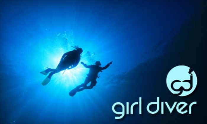 GirlDiver - Tukwila: $29 for a Two-Hour Discover Scuba Class with GirlDiver ($59 Value)