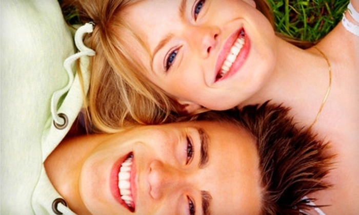 Dentistry for You - Broken Arrow: $49 for Exam, X-Rays, and Cleaning or $49 for Teeth-Whitening Treatment at Dentistry For You