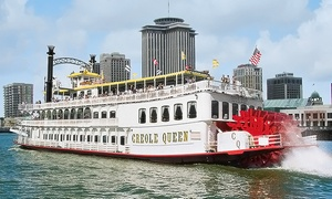 Creole Queen: Chalmette Battlefield Cruise for One or Two on the Paddlewheeler Creole Queen (Up to 36% Off)