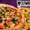 Half Off at Wolfman Pizza