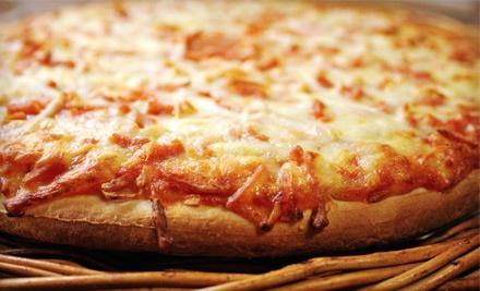 Pizza Dinner for 2 (a $23 value) - Black Dog Market in Franklin