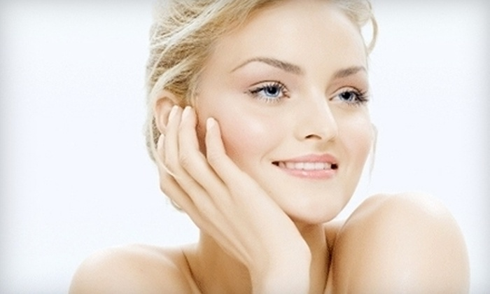 The OC Center for Facial Plastic Surgery - Irvine Medical and Science Complex: $189 for Consultation and a Fractional Laser Facial Skin Resurfacing at The OC Center for Facial Plastic Surgery in Irvine ($2,099 Value)
