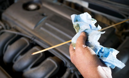 Oil Change (a $27.49 Value) - Drag-In Automotive in Buffalo