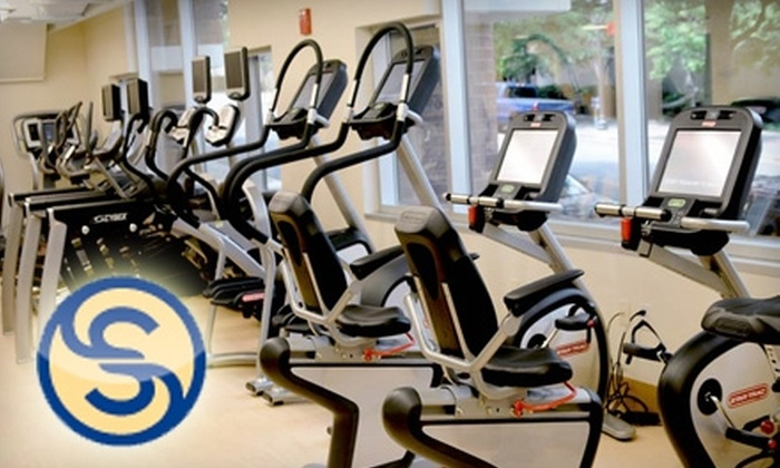 Synergy Health & Fitness - Radnor - Fort Myer Heights: $99 for Three 50-Minute Personal Training Sessions ($330 Value) or $35 for a One Month Membership and Registration Fees ($230 Value) at Synergy Health & Fitness