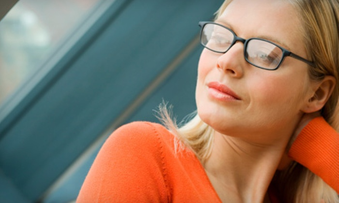 Campus Eye Group - Hamilton Square: $50 for $200 Worth of Eyewear at Campus Eye Group and Laser Center in Hamilton Square