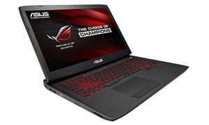 """ASUS 17.3"""" Touchscreen Gaming Laptop with NVIDIA GeForce Graphics: ASUS 17.3"""" Touchscreen Gaming Laptop with NVIDIA GeForce Graphics and 8GB RAM (Manufacturer Refurbished)"""