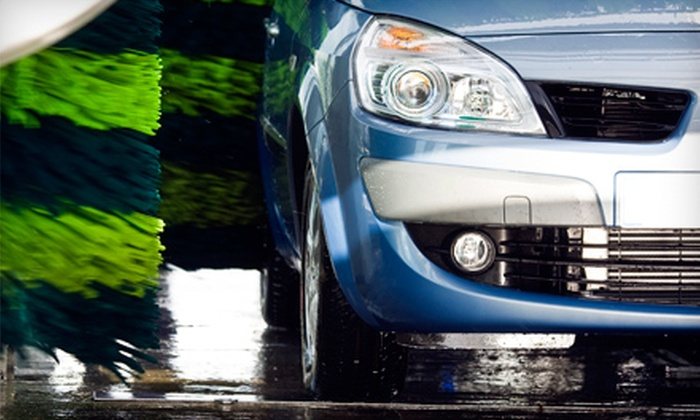 Whistle Clean Car Wash - Downtown Fort Collins: One Full Service Supreme Wash or Two Express Details at Whistle Clean Car Wash in Fort Collins