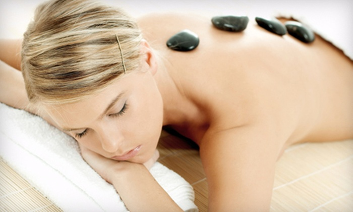 HC Wellness Center & Spa - South Point: $40 for a One-Hour Hot-Stone Massage at HC Wellness Center & Spa in Gastonia ($85 Value)