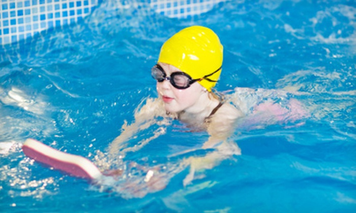 Divers Supply Swim School - Greater Arlington,Southside: $39 for Four 30-Minute Swim Lessons at Divers Supply Swim School ($78 Value)