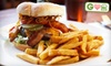 Grand River Bar & Grill - Lakeview: $10 for $20 Worth of Burgers and More at Grand River Bar & Grill