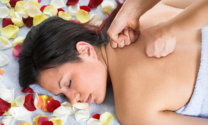 Mica Button Massage Therapy - LoDo: $40 for $80 Worth of Full-Body Massage at Mica Button Massage Therapy