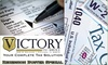 Victory Tax Service - Near North Side: $50 To File Your Taxes at Victory ($100 Off)