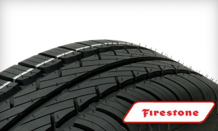 Metro 25 Tire and Service Centers - Taylor: $35 for $80 Worth of Automotive Products and Services at Metro 25 Tire and Service Centers in Taylor