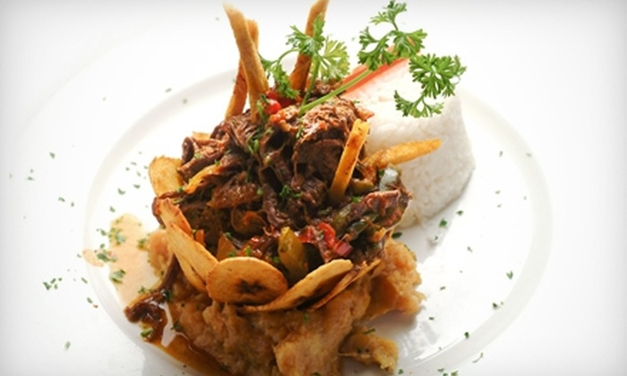 Guantanamera - Garment District: $20 for $40 Worth of Traditional Cuban Cuisine and Drinks at Guantanamera